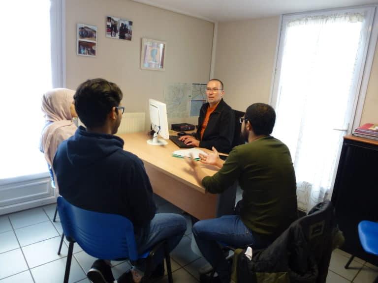 centre d'accueil pour demandeurs d'asile